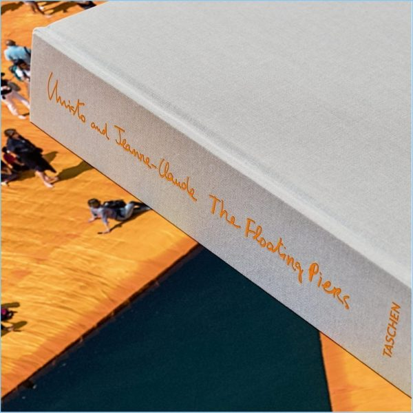 Livre photographique - Christo - THE FLOATING PIERS - TASCHEN
