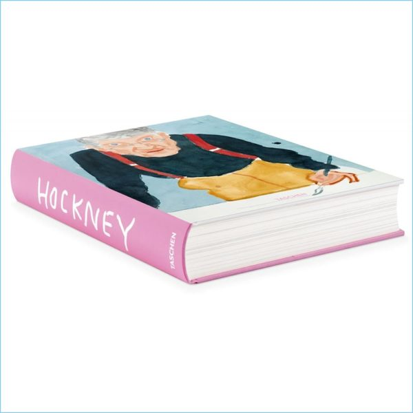 David Hockney - A BIGGER BOOK - TASCHEN