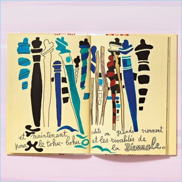 Françoise Gilot - THREE TRAVEL SKETCHBOOKS - TASCHEN