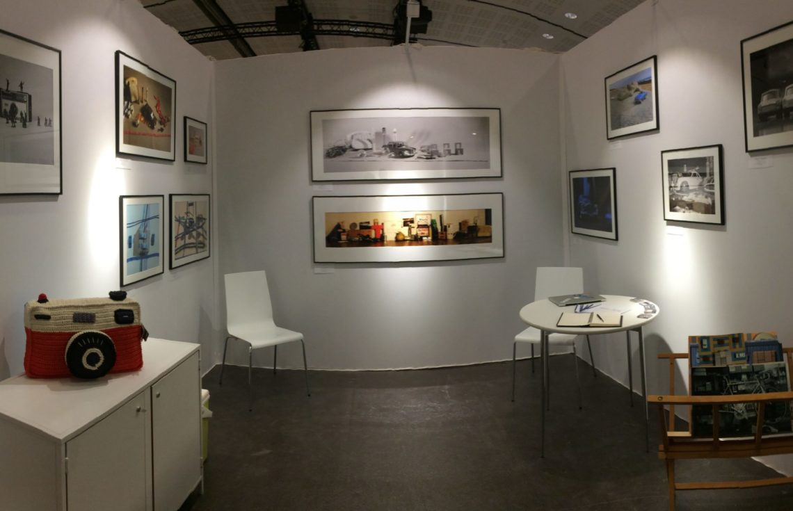 Article - Galerie Solvay - exposition